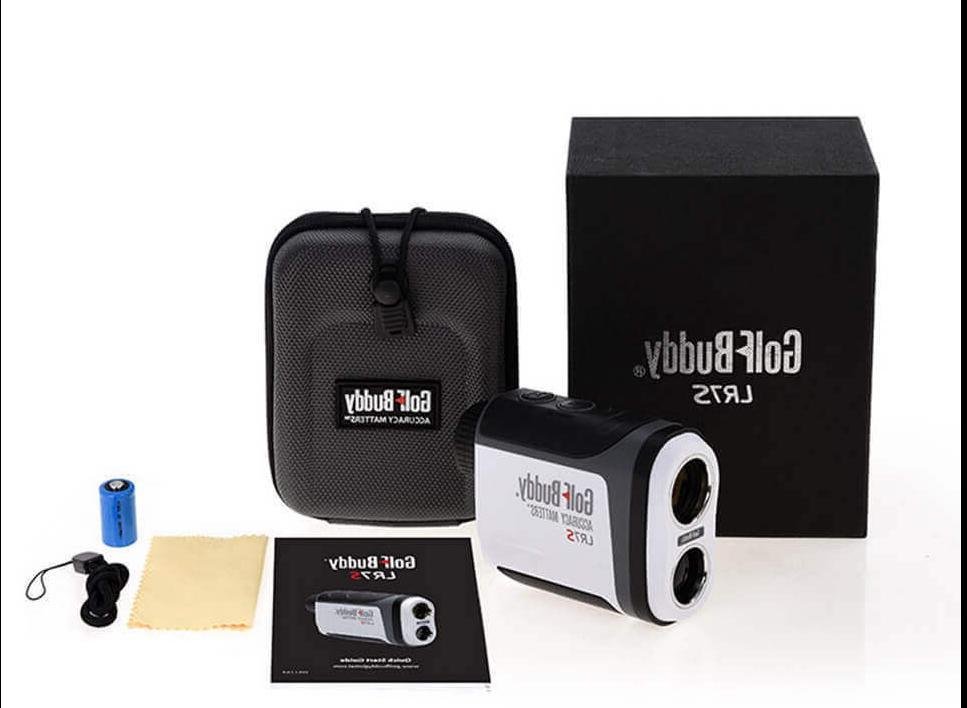 Golf Buddy Range BOX