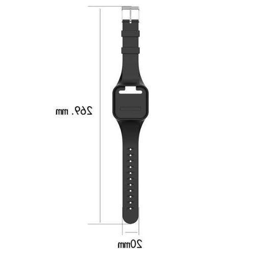 Silicone Soft Wristband Band Strap For Golf Buddy Voice/Voice