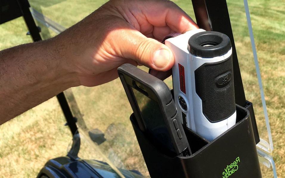 Ready Golf Cart Accessory Organizer Caddie Holder