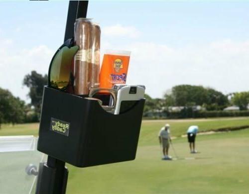 golf cart accessory organizer accessories caddie holder