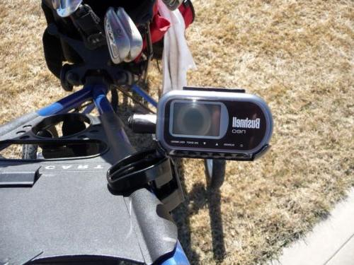 Golf Cart GPS / Holder 4 Bushnell Neo Neo+ XGC+