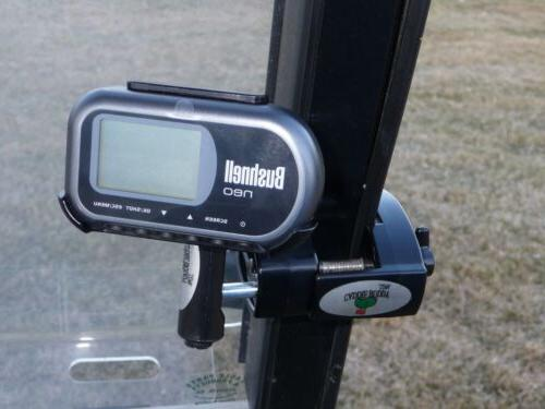 golf cart gps mount holder 4 bushnell
