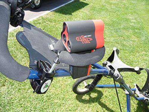 Golf Cart / Holder link Redhot, Switch Tour, Quickshot, Rangefinders.