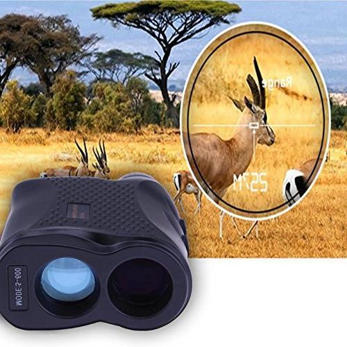 Amyove Tool, Monocular Range Hunting Outdoor Laser