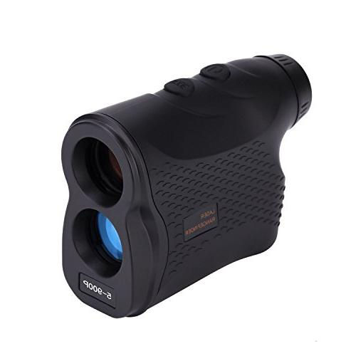 Amyove Golf Distance Tool, Telescope Range Finder, Hunting Outdoor