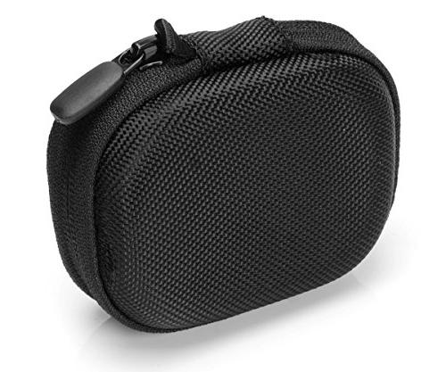 CaseSack Golf GPS Case with GolfBudy Voice, Voice NeoGhost, Garmin G10, Mesh in Both lid separatedly