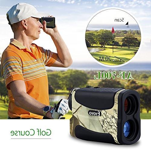 golf hunting range finder waterproof