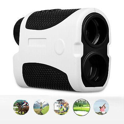 golf laser range finder 6x slope compensation