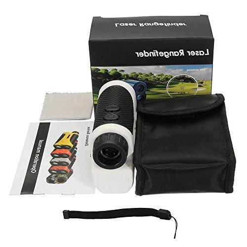 Golf Laser Finder Angle