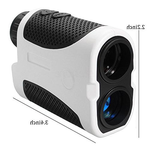 Golf Laser Angle w/Case Rangefinder
