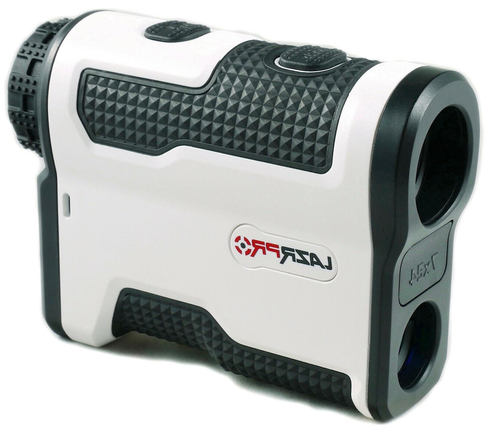 LAZRPRO RANGE FINDER VIBRATION 800YD 7X PRO-SX8