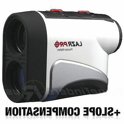 golf laser range finder w slope angle