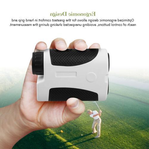 Golf Laser w/Slope Scan Pinseeking