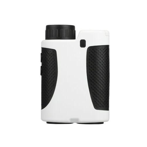 Golf Laser Range Finder w/Slope Compensation Angle Pinseeking
