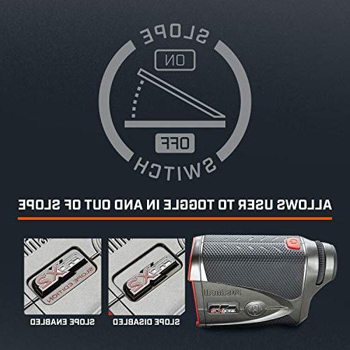 Bushnell X2 Golf Laser Rangefinder