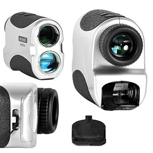 SereneLife Premium Rangefinder Digital - Design