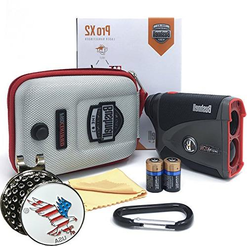golf laser rangefinder gift includes