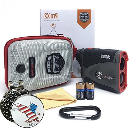 golf laser rangefinder gift includes