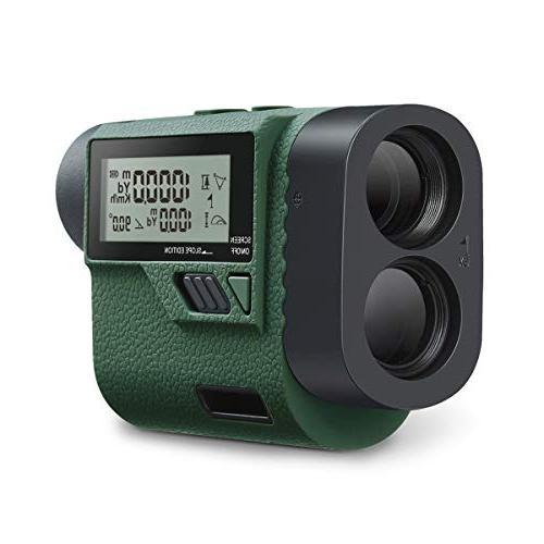 golf laser rangefinder range