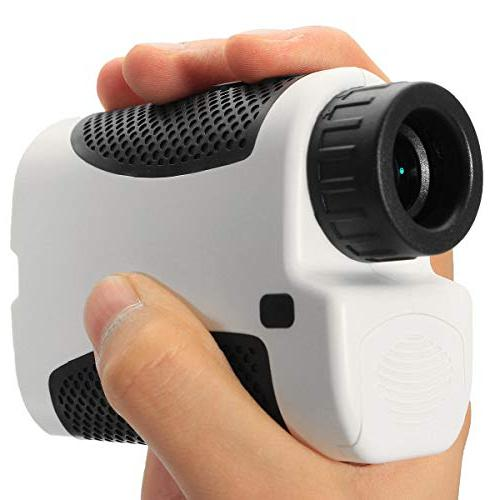 golf laser rangefinder slope compensation