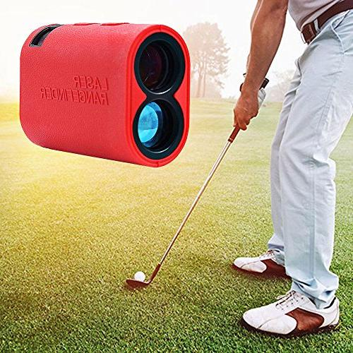Teepao Golf Finder - Scan - Speed - Weatherproof Rangefinder Outdoor Using