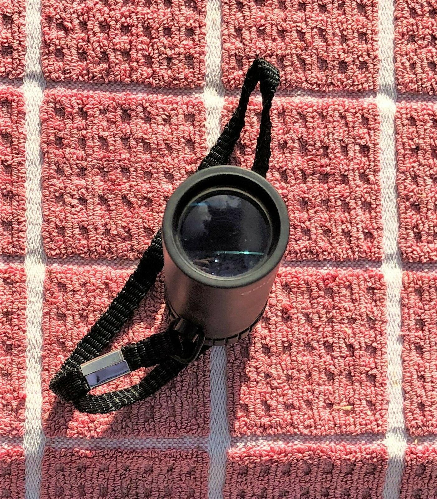 Golf Range Finder WILSON 8x20mm Adjustable with Case A5