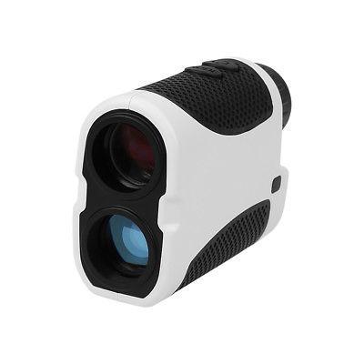 Professional Golf Laser Rangefinder 400m Hunting Range Finde