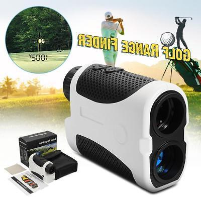 golf range finder laser with slope angle