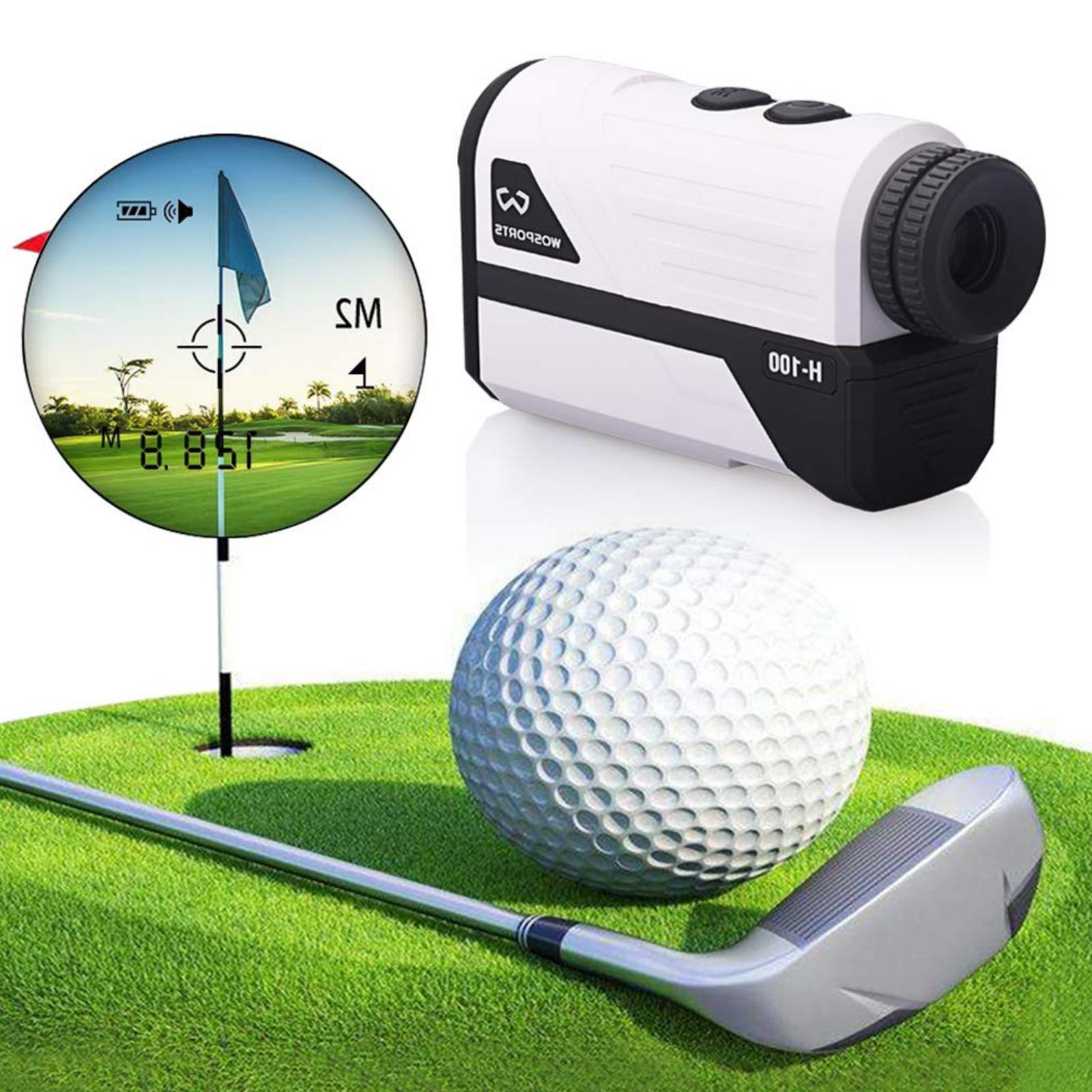 Golf Slope Flag-Lock & Vibration Monocular