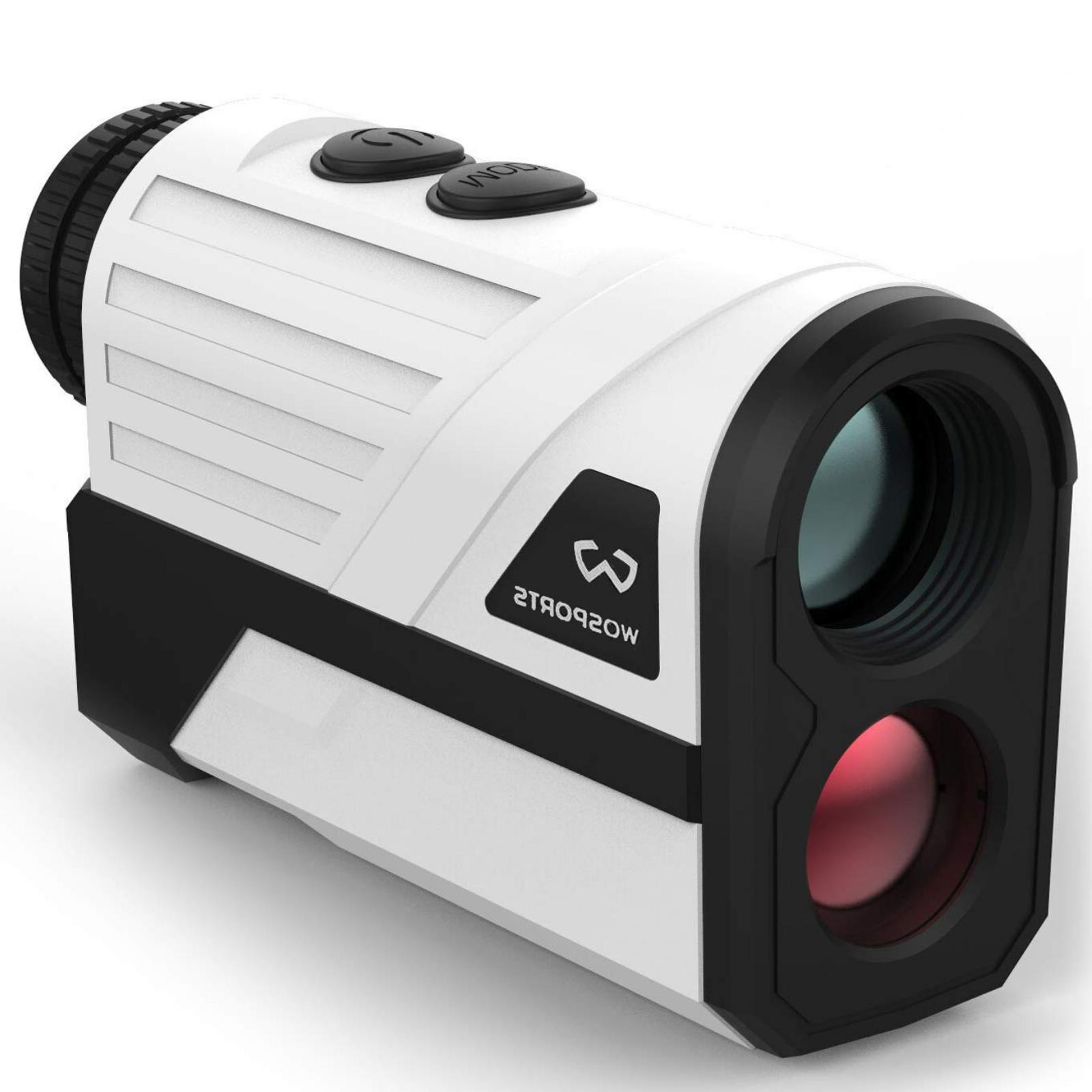 Golf Range Slope & Vibration Monocular