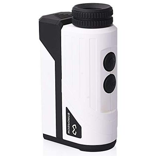 Wosports Rangefinder, Yards with Flag-Lock Distance/Speed/Angle Measurement