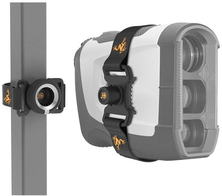 Frogger Golf Rangefinder Latch-It Golf Cart Attachment