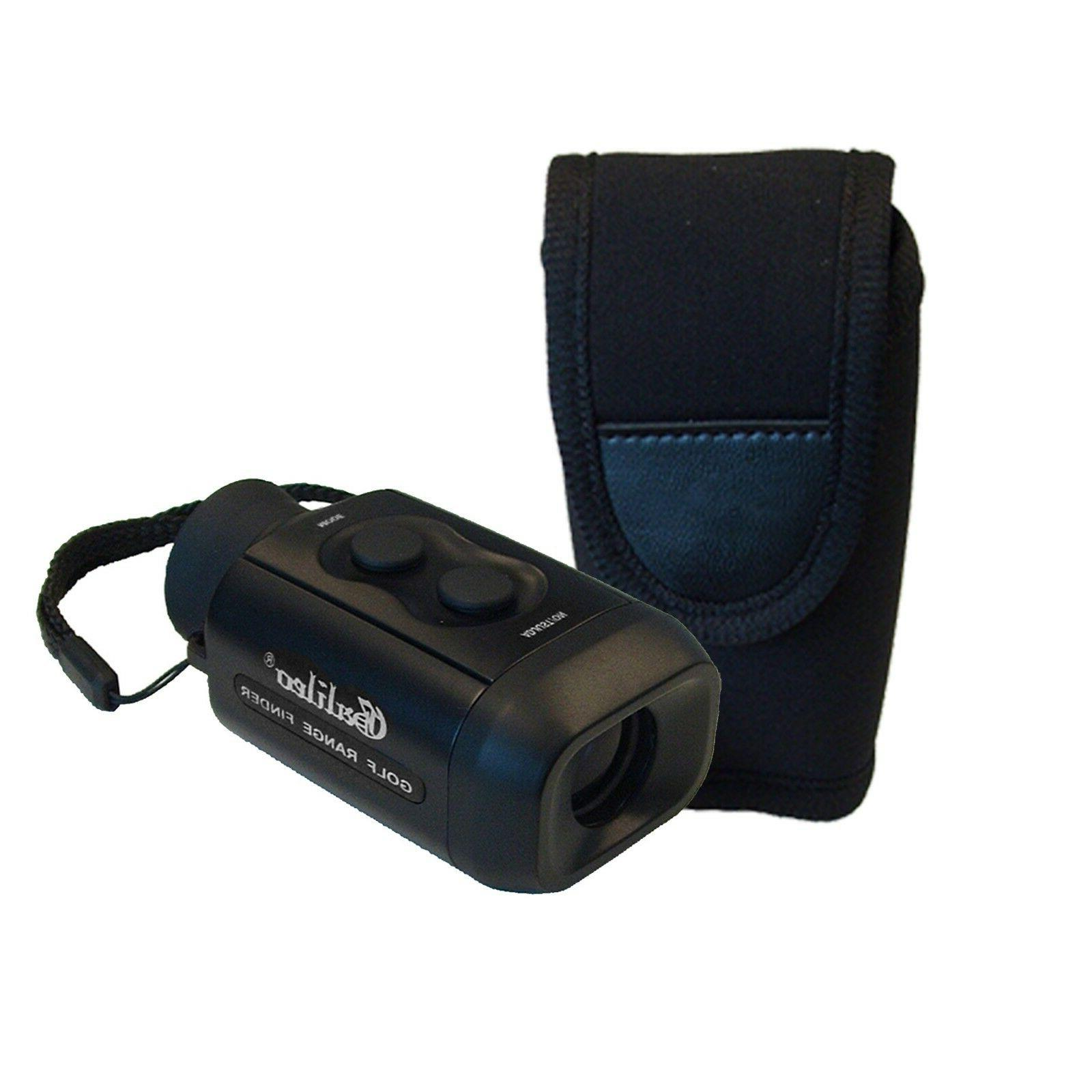 golf scope range finder distance outdoor electronic
