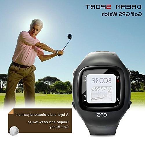 SKARLIE Golf Card Devices Course DGF2