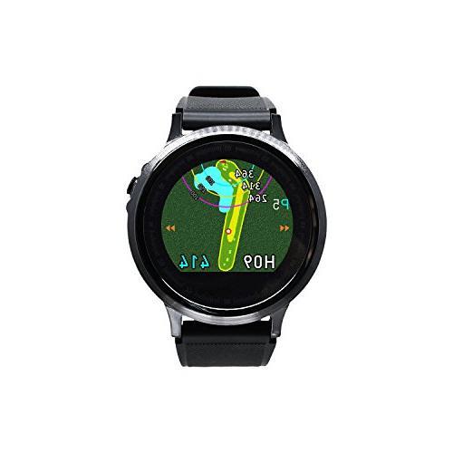 GolfBuddy WTX+ Smartwatch Golf GPS