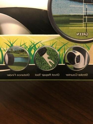GolfScope Distance - Excalibur