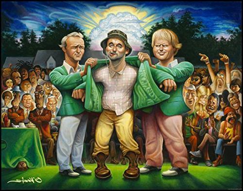 green jacket a tribute carl