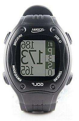 POSMA GPS Golf Watch Finder, Golf Courses