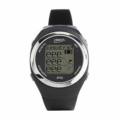 GT2 Trainer Tracking Golf GPS Watch Finder Range