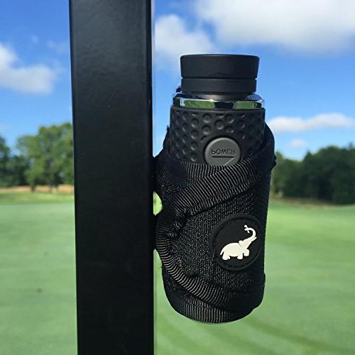 Laser Link Laser Rangefinder Golf Mount Bundle