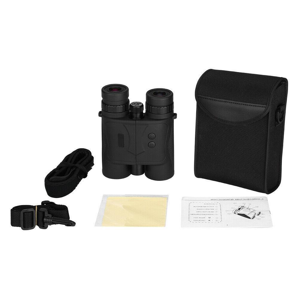 Handheld 10x42 Finder Binoculars Range Measuring For