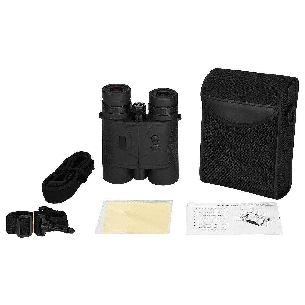 Handheld 10x42 1500M Finder Binoculars Support Measuring For