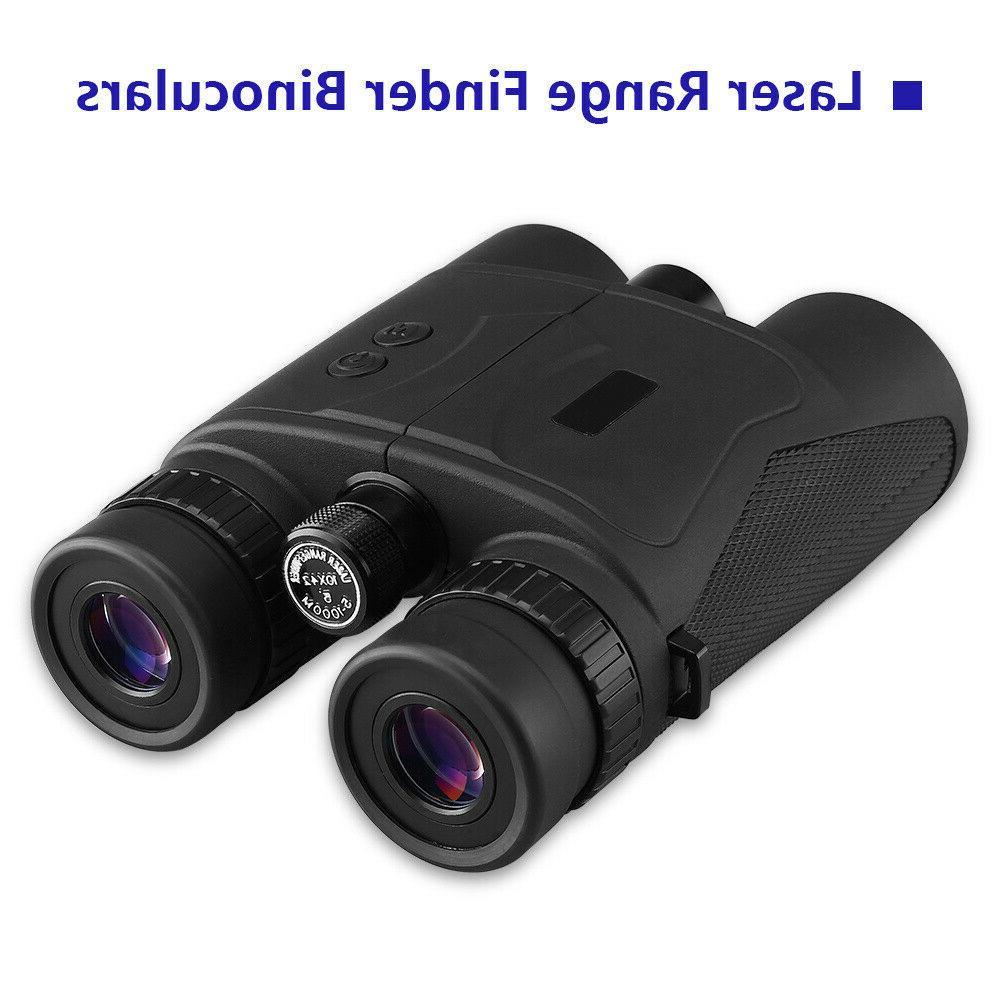 handheld 10x42 1500m range finder binoculars support