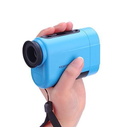 handheld monocular laser rangefinder telescope