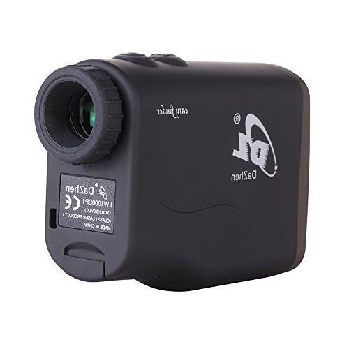 DaZhen Rangefinder Laser Range Finder 1000 Yards Rangefinders With Fog