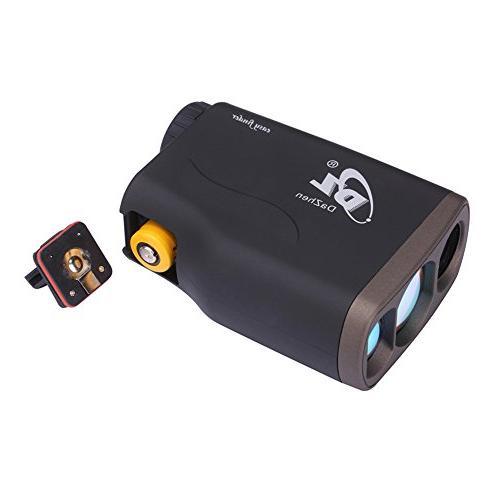 DaZhen Rangefinder Laser Finder Yards Rangefinders Scan Distance, locking, Fog Monocular.