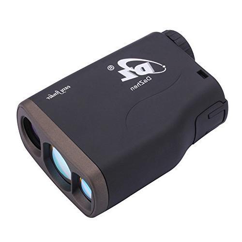 DaZhen Laser Range Yards Distance, Speed, Fog