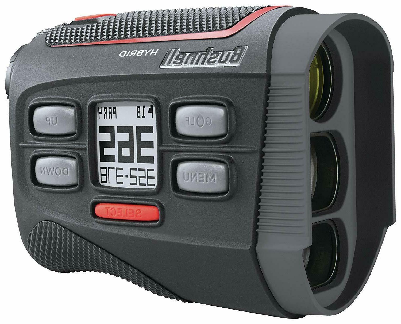 Bushnell Laser GPS Bundle