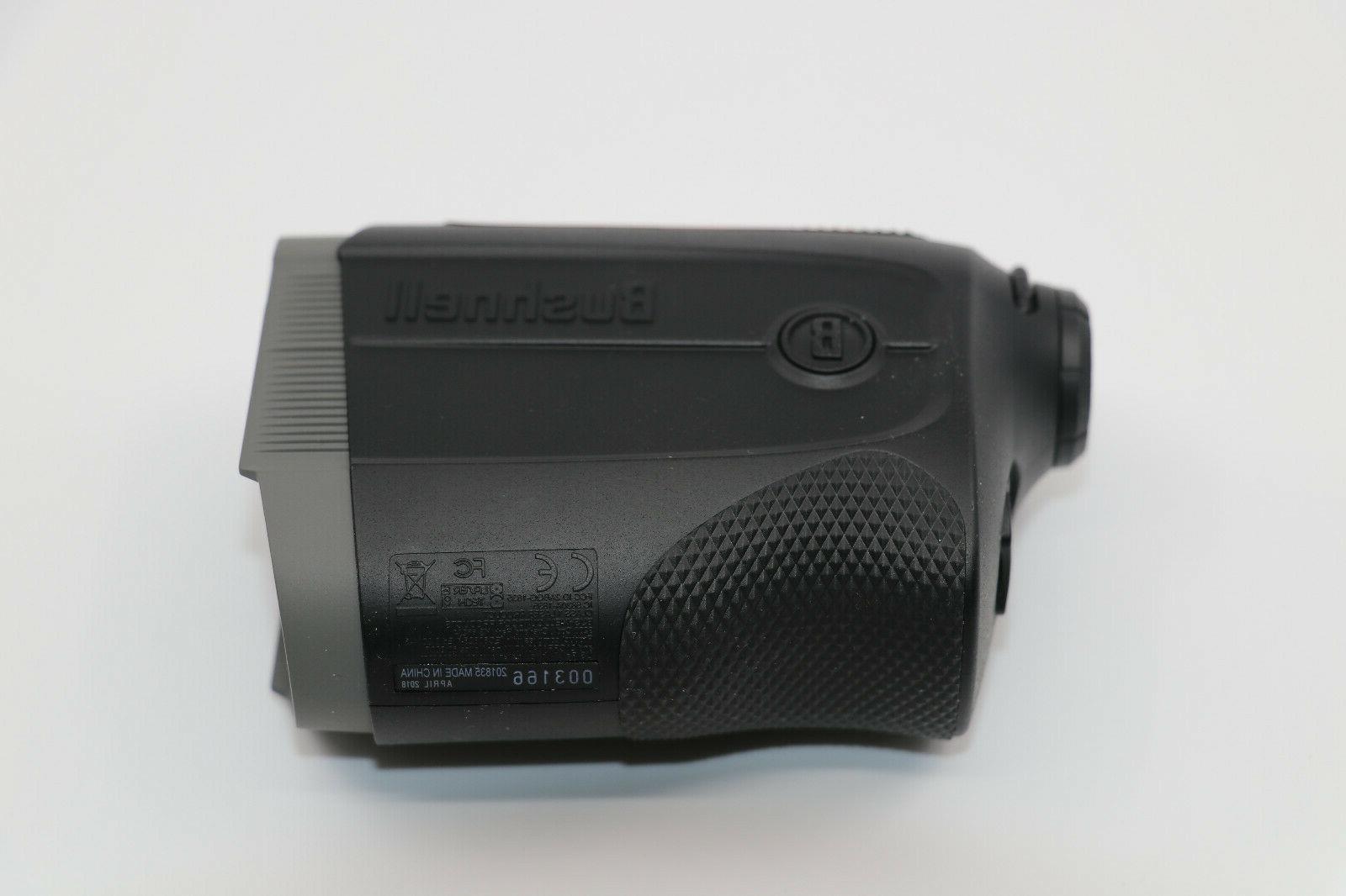 Bushnell Hybrid Laser Rangefinder +