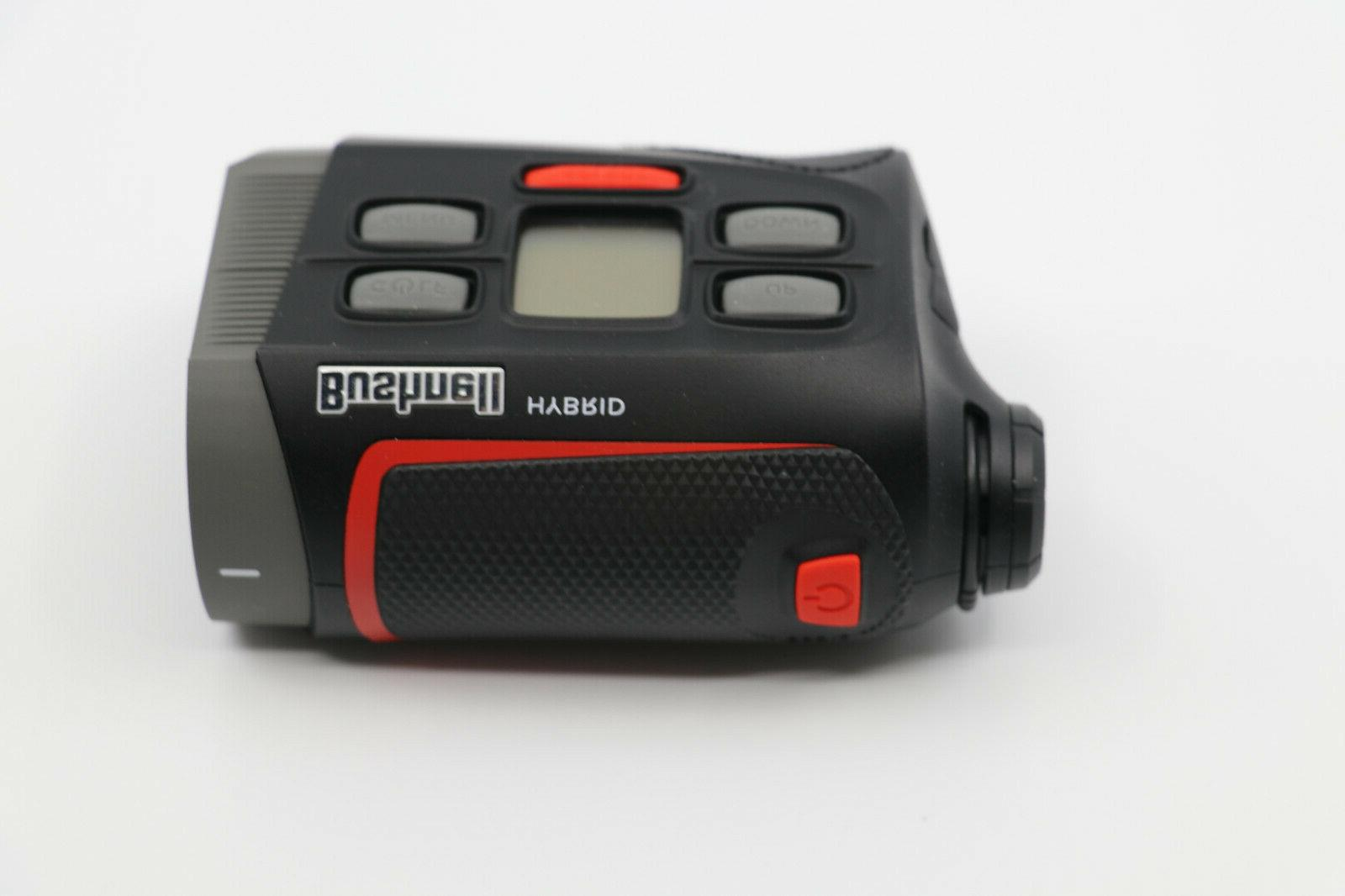 Bushnell Hybrid Laser + Golf